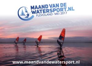 maand van de watersport windsurfclinics
