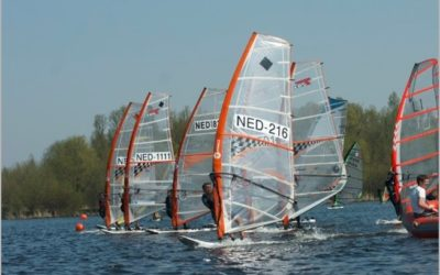 Holland windsurfing Series HWS (ronde 2)
