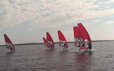 Almeers U27 Kampioenschap Windfoilen